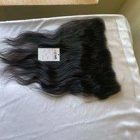 Natural Raw Brazilian Unprocessed Virgin Hair Closure Frontal
