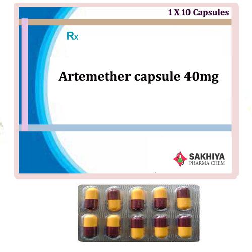 Artemether Capsule