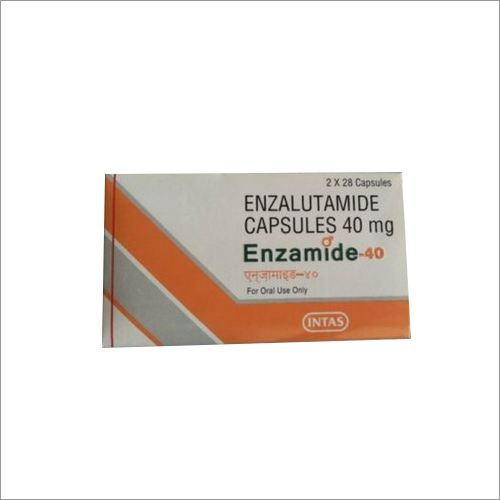 Enzalutamine 40 Mg Tablet
