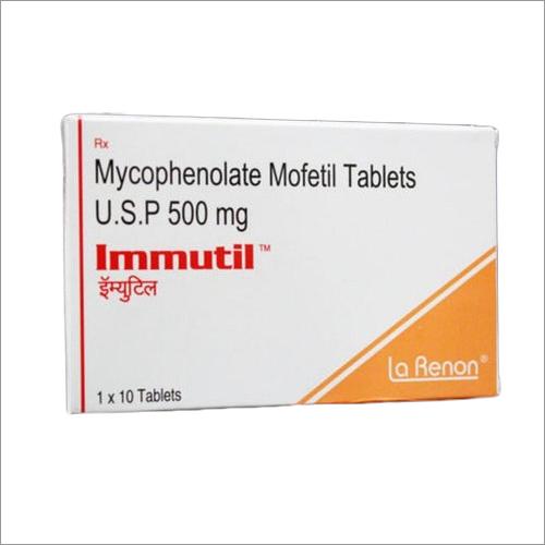 Mycophenolate Mofetil  500 Mg