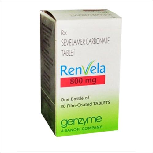 SEVALAMER CARBONATE 800 Mg Tablets