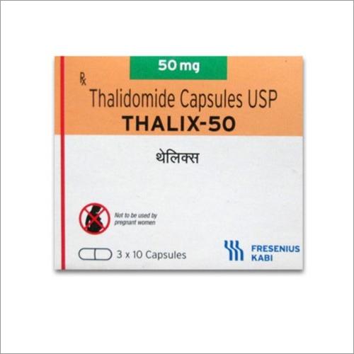 Thalidomide 50mg Capsules