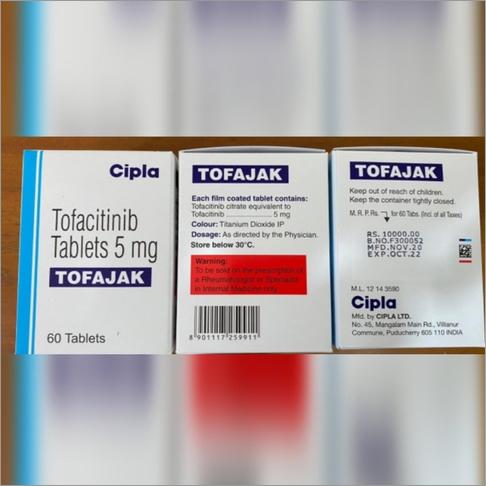 TOFACITINIB 5MG Tablets