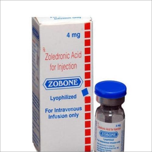 Zoledronic Acid 4 Mg Injection