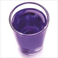 Methyl Violet Liquid Solvent