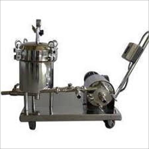 Sparkline Filter Press