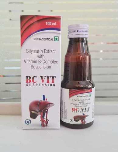 B-complex + Silymarine Syrup