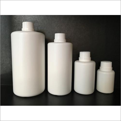 White Round Bottle
