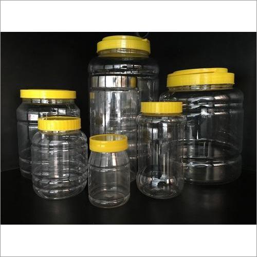 Multipurpose PET Jar