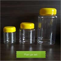 200 Gram Plain Jar