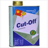 Cut Off Weedicide