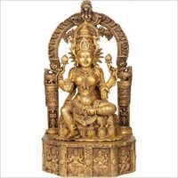 Rajarajeshwari Brass Statue