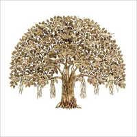 Handicraft Brass Wellness Tree