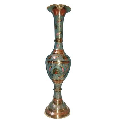 Designer Brass Flower Vase