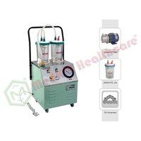 Accelerator Suction Machine