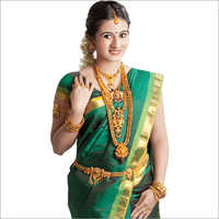 Gold South Indian Wedding Jewellery