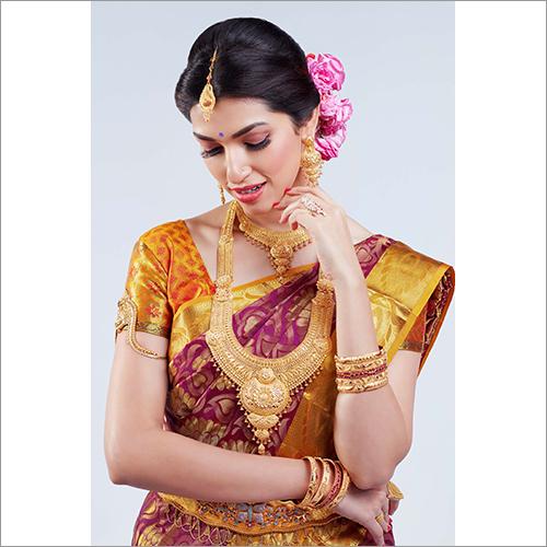 Ladies Gold Wedding Jewellery