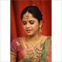 Fancy Gold Wedding Jewellery