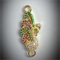 Gold Designer Pendant