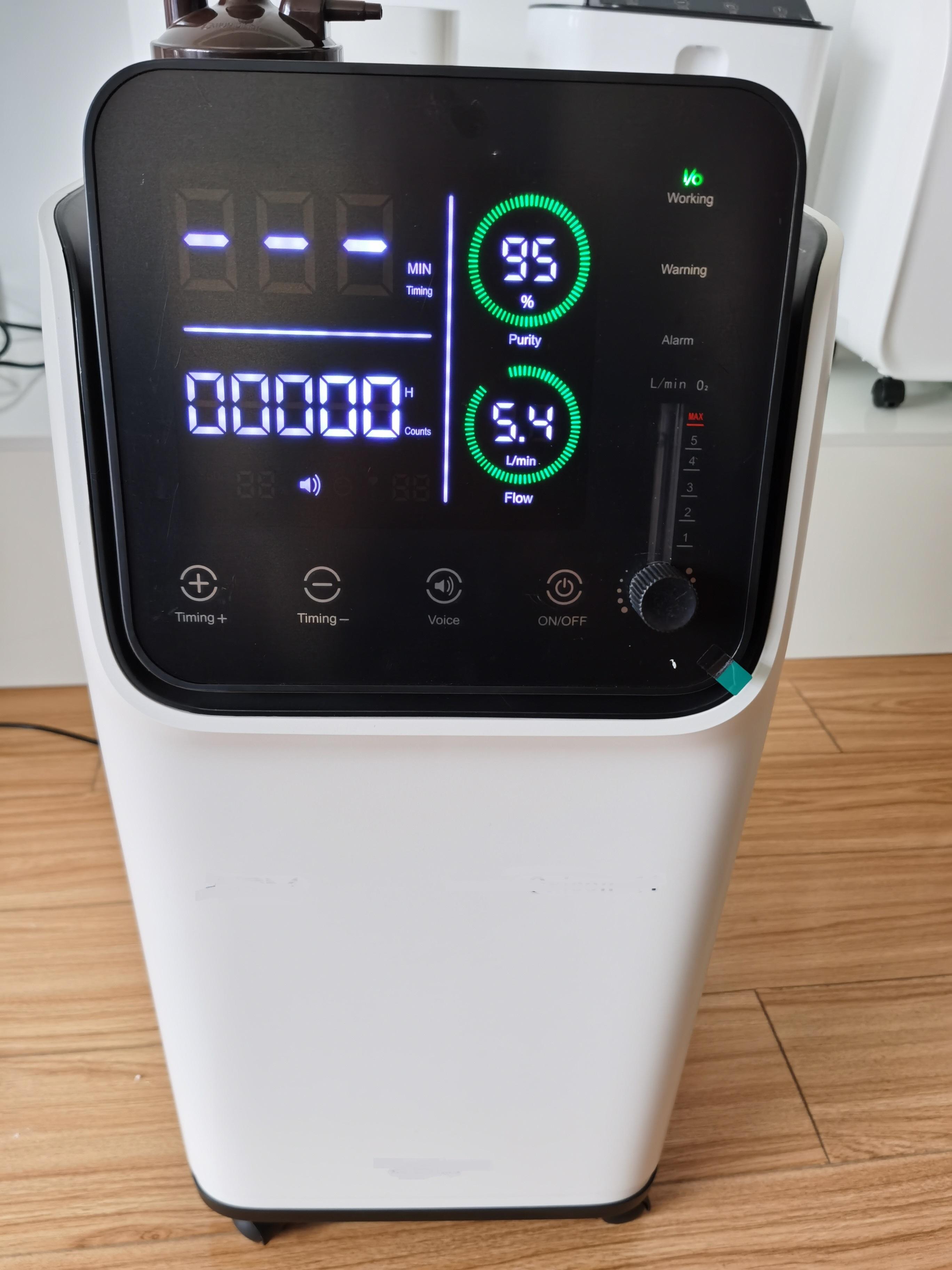 Oxygen Concentrator 5/10/1/3L Medical Portabl