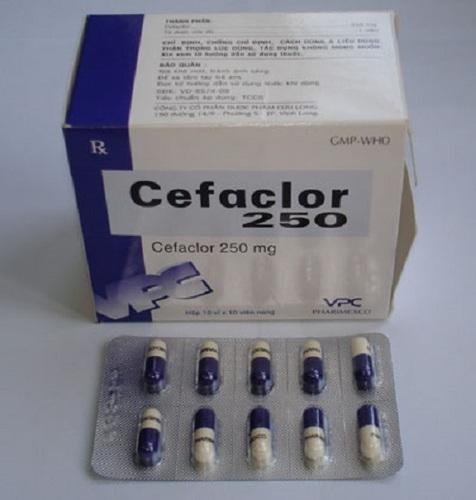 Cefaclor Capsules