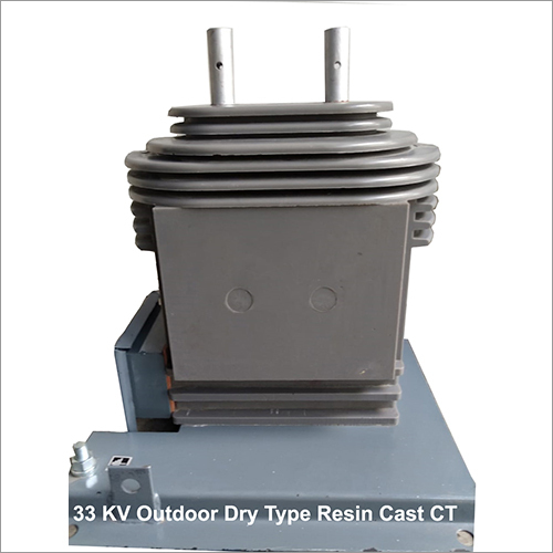 33 KV Outdoor Dry Type Resin Cast Current Transformer