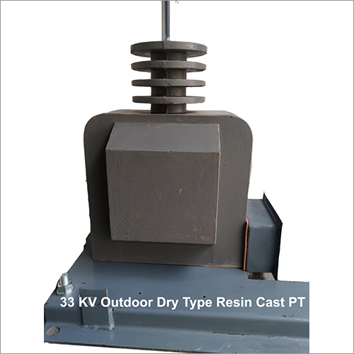 33 KV Outdoor Dry Type Resin Cast Potential Transformer