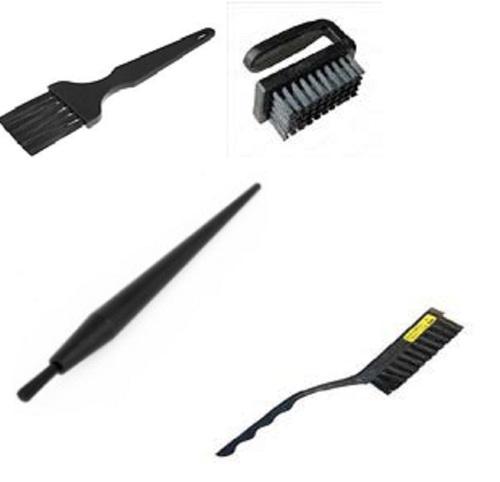 Esd Straight Handle Flat Brush, Round Handle Brush, Bent Brush, Row Brush, U Shape Brush