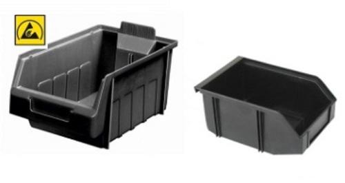 Esd Conductive Box/ Component Box