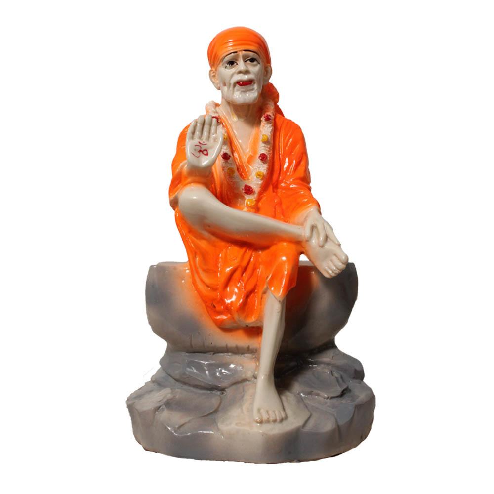 Sirdi Sai Sai Baba Polyresin Statue