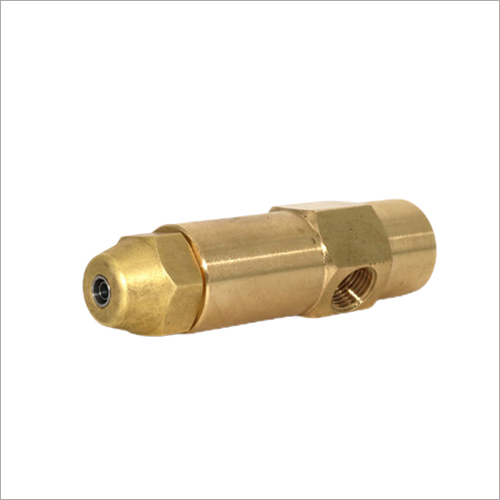 Brass Siphon Nozzle