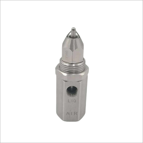 Stainless Steel Dry Fog Nozzle