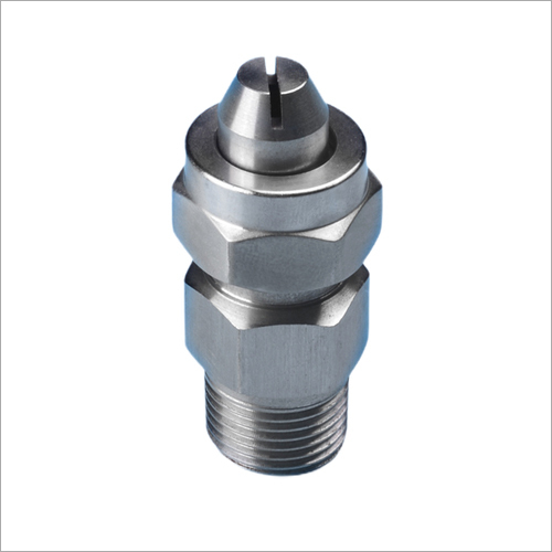 Stainless Steel Flat Jet Nozzle