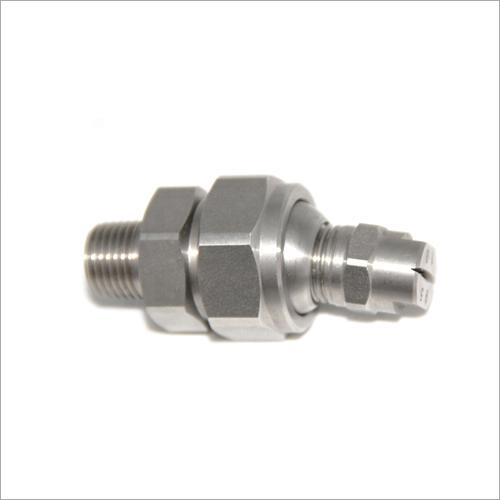 Stainless Steel Flat Jet Adjustable Nozzle