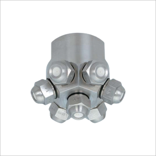 Stainless Steel Multiple Full Cone Nozzle