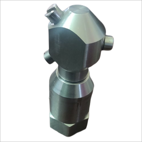 Stainless Steel Three Flat Fan Nozzle