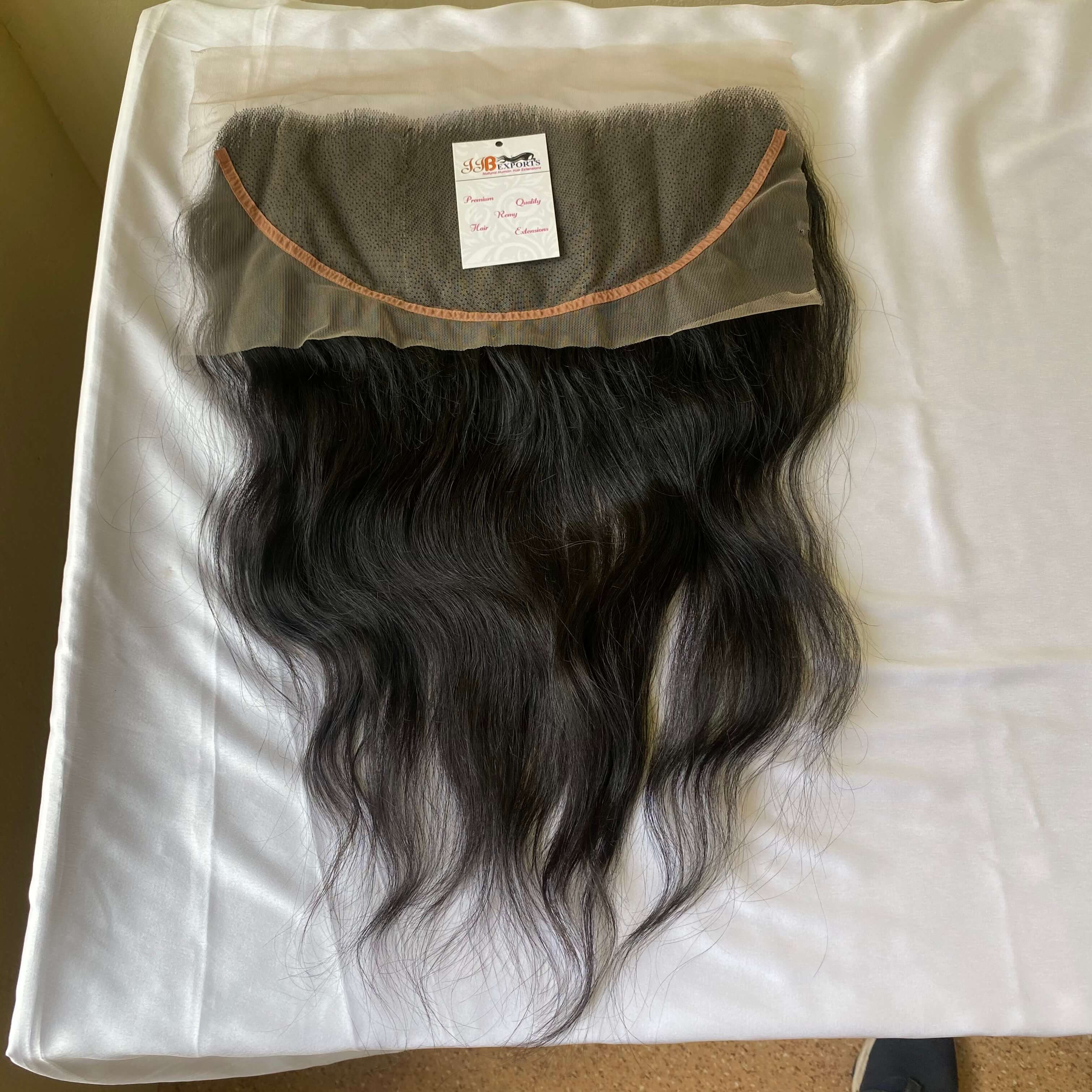 Cuticle Aligned Brazilian Virgin Hair Thin Hd Lace Closures 4x4  13x4 Frontals With Bundles
