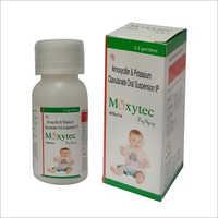 Amoxycillin and Potassium Clavulanate Oral Suspension