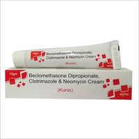 15gm Beclomethasone Dipropionate Clotrimazole and Neomycin Cream