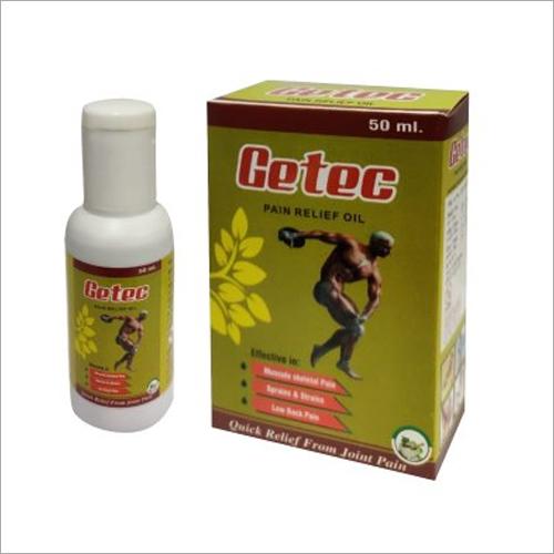 50ml Joint Pain Herbal Oil