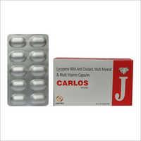 Lycopene With Anti Oxidant Multi Mineral and Multi Vitamin Capsules
