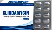 Clindamycin Capsules