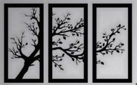 Tree Collage Wall Art