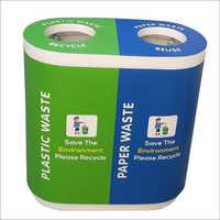 FRP Duo Recycle Bin