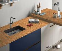 150x900mm Wooden Plank Floor Tile