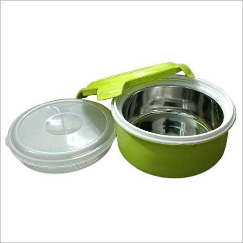 850ml Thermo Lock Steel Lunch Box