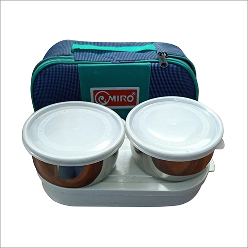 Matty Two Container Lunch Box