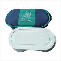 Zipper Lunch Box