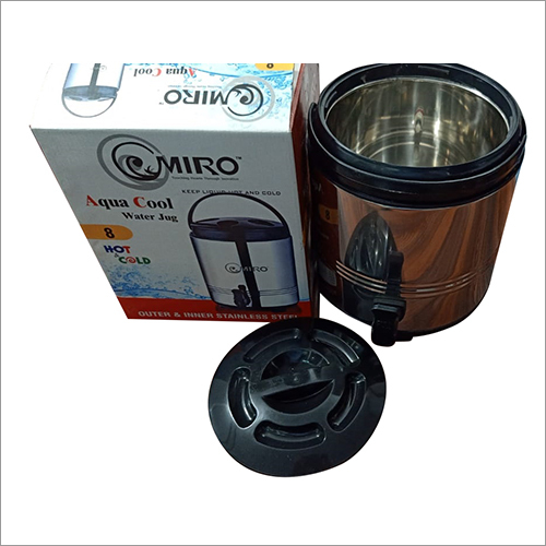 Insulated Water Jug Add 3 Ltr In Starting