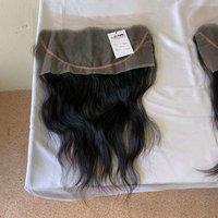 Human Hair Hd 13x4 Lace Frontal 10a 11a Grade Peruvian Virgin Human Hair With Bundle